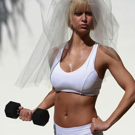 bride workout gamos - Βρείτε τη φόρμα σας για το γάμο