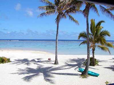 Γαμήλιο Ταξίδι στα νησιά Κουκ