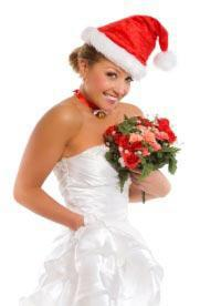 gamos xristougenna nifi - Ένας γάμος…γεμάτος Χριστούγεννα!