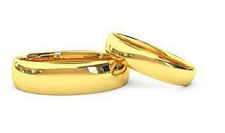 gamos veres paxos diaita - Ο γάμος κάνει καλό αλλά παχαίνει