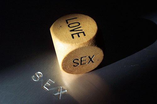 Sex vs Συναίσθημα και Άγιος Βαλεντίνος
