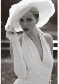 nifi kapelo 1 196x280 - Το καπέλο της νύφης
