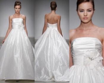 nifi taseis moda 2011 1 350x280 - Τάσεις για νύφες άνοιξη - καλοκαίρι 2011