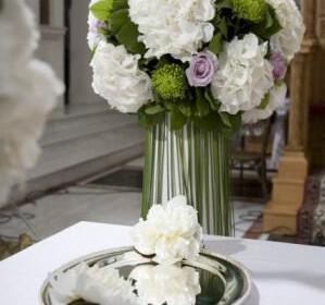 ortansia stolismos gamos 299x280 - Στολισμός γάμου με ορτανσίες