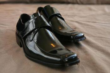 7fb15738690 Παπούτσια γαμπρού   Πρόβα Γάμου   Νυφικά γάμος gamos Νύφη Μόδα ...