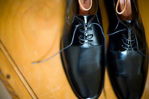 Τα παπούτσια του γαμπρού
