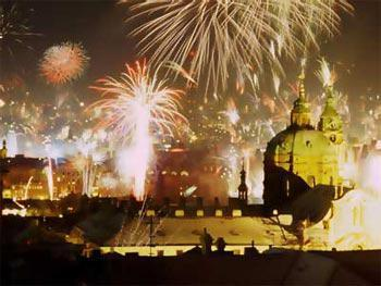 Χριστούγεννα και πρωτοχρονιά στη μαγευτική Πράγα