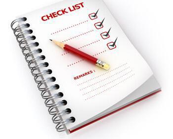 to do lista gamou 350x280 - Η To Do λίστα - ημερολόγιο του γάμου σας