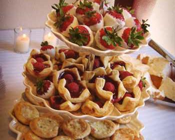 trapezi kalosorisma gamoskerasma glyka 350x280 - Καλοκαιρινό τραπέζι καλωσορίσματος για γάμο!