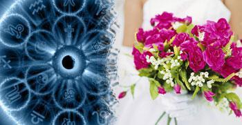 wedding zodiac - Η στάση των ζωδίων στο γάμο