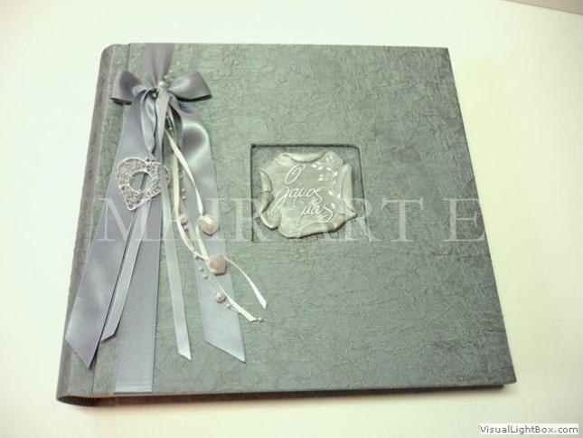 01 - Χειροποίητα καλλιτεχνικά βιβλία ευχών και άλμπουμ by MAIRARTE