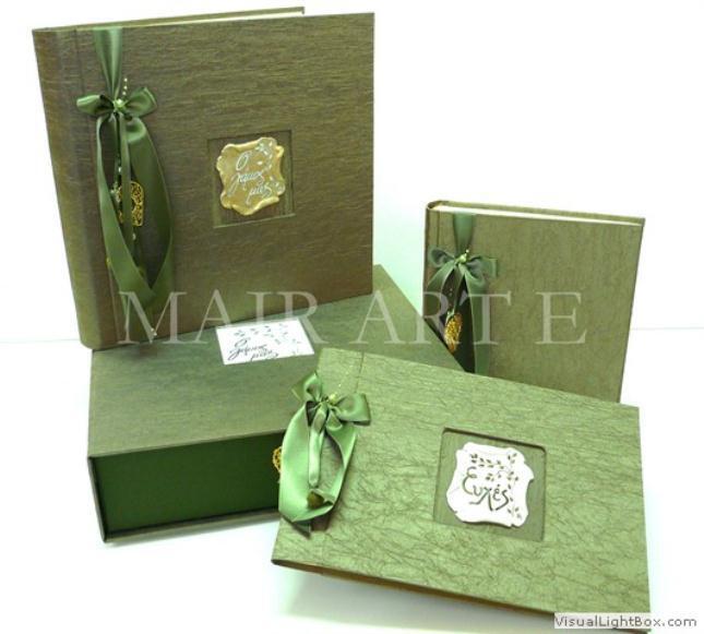 07 - Χειροποίητα καλλιτεχνικά βιβλία ευχών και άλμπουμ by MAIRARTE
