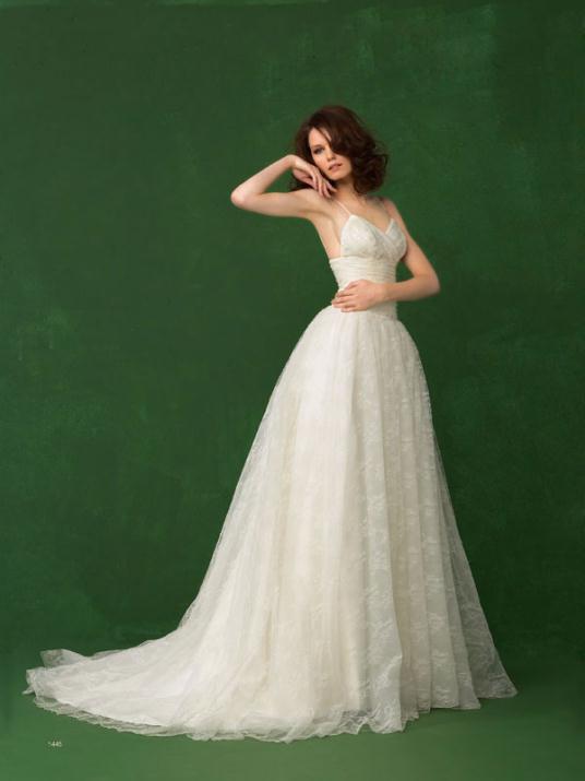 1445 - Νυφικά Ioanna Mitroussi 2012