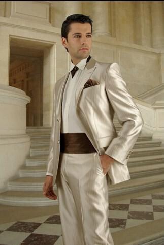 15 - Ανδρικά γαμπριάτικα κοστούμια MANOUEL