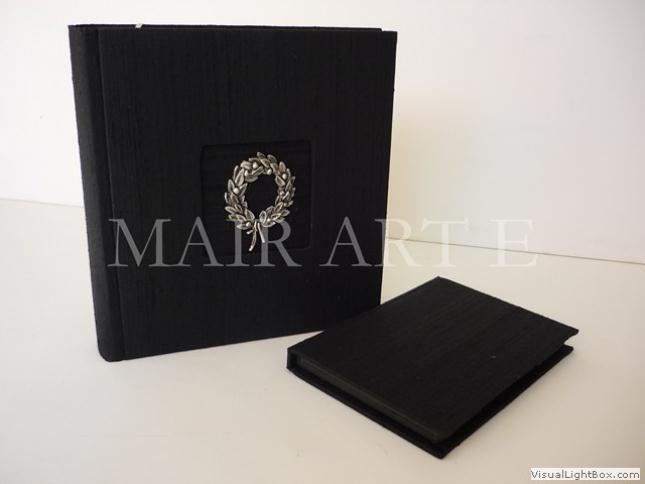 152 - Χειροποίητα καλλιτεχνικά βιβλία ευχών και άλμπουμ by MAIRARTE
