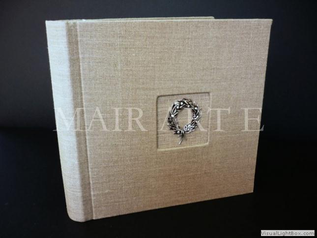 181 - Χειροποίητα καλλιτεχνικά βιβλία ευχών και άλμπουμ by MAIRARTE