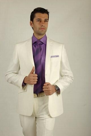 21 - Ανδρικά γαμπριάτικα κοστούμια MANOUEL
