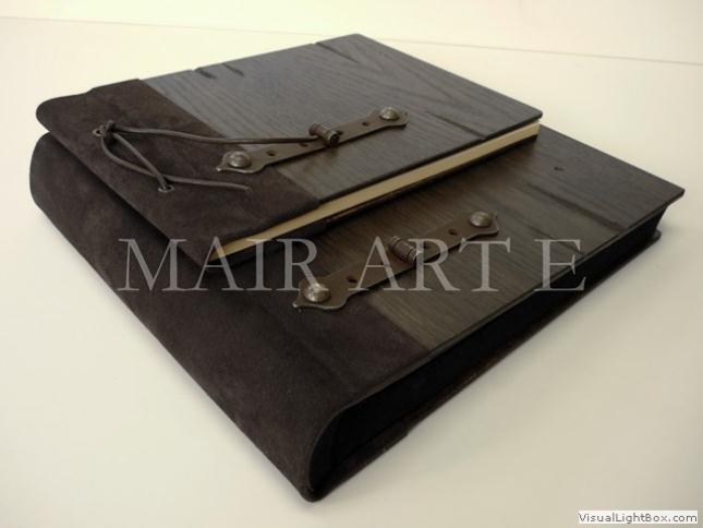 25 - Χειροποίητα καλλιτεχνικά βιβλία ευχών και άλμπουμ by MAIRARTE