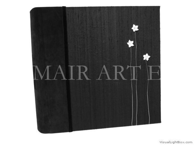 29 - Χειροποίητα καλλιτεχνικά βιβλία ευχών και άλμπουμ by MAIRARTE