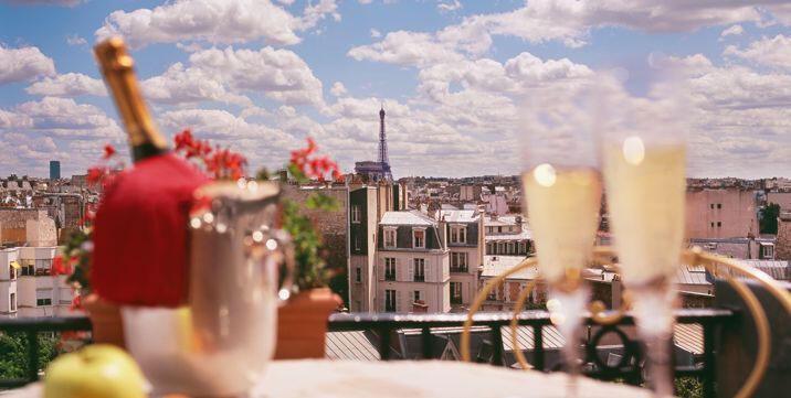 32 - Γαμήλιο ταξίδι στην Ευρώπη - Γαλλία – Παρίσι