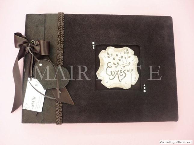 54 - Χειροποίητα καλλιτεχνικά βιβλία ευχών και άλμπουμ by MAIRARTE