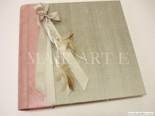 58 - Χειροποίητα καλλιτεχνικά βιβλία ευχών και άλμπουμ by MAIRARTE