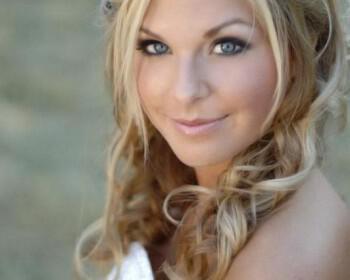 Blonde Wedding Hairstyle 2011 350x280 - Νυφικά χτενίσματα για Ξανθά μαλλιά
