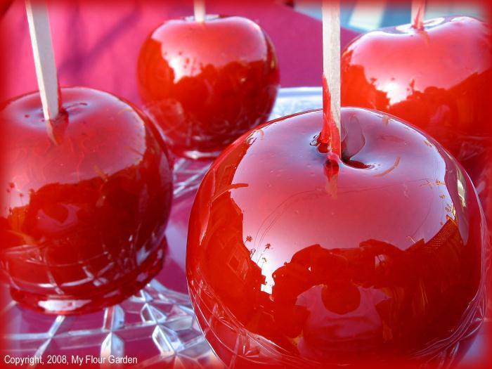 CandyApples 1 - Καραμελωμένο μηλαράκι… τέλειο γλυκάκι να συνοδεύσει τη μπομπονιέρα!
