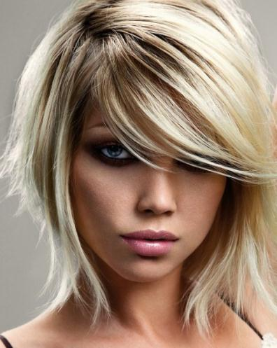 Cute Short Edge Bob Hairstyles1 - Νυφικά χτενίσματα για Καρέ Μαλλια