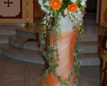DSC 0270 350x280 - Λαμπάδες Γάμου Τα... αξεσουάρ της Τελετής