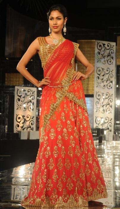 Nethra Raghuram in Jyostna Tiwari Ινδικά νυφικά για ξεχωριστές νύφες