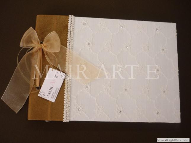bb - Χειροποίητα καλλιτεχνικά βιβλία ευχών και άλμπουμ by MAIRARTE