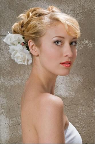 blond hair - Νυφικά χτενίσματα για Ξανθά μαλλιά