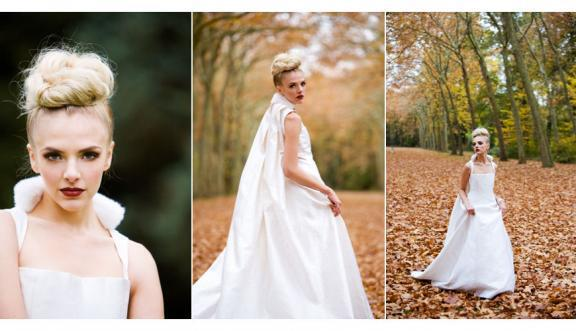 blonde bride the perfect wedding dress white tone hue for skin complexion hair optical white - Νυφικά χτενίσματα για Ξανθά μαλλιά