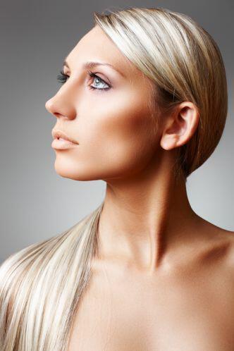 blonde hair color - Νυφικά χτενίσματα για Ξανθά μαλλιά