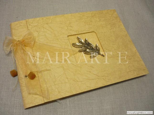 c - Χειροποίητα καλλιτεχνικά βιβλία ευχών και άλμπουμ by MAIRARTE