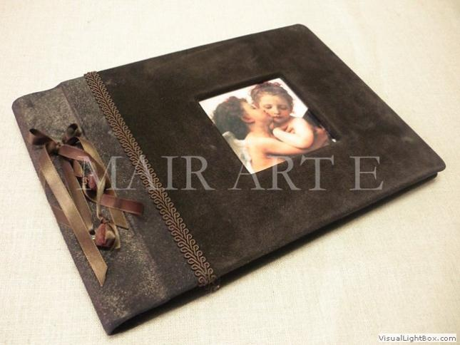 cx - Χειροποίητα καλλιτεχνικά βιβλία ευχών και άλμπουμ by MAIRARTE