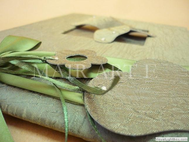 j - Χειροποίητα καλλιτεχνικά βιβλία ευχών και άλμπουμ by MAIRARTE