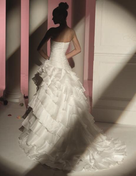 kalogeropoyloy bridal collection winter 2012 1 - Νυφικά Γιώτα Καλογεροπούλουcollection 2011