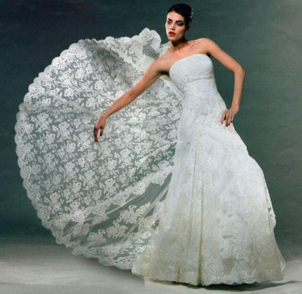 kalogeropoyloy bridal collection winter 2012 17 - Νυφικά Γιώτα Καλογεροπούλουcollection 2011
