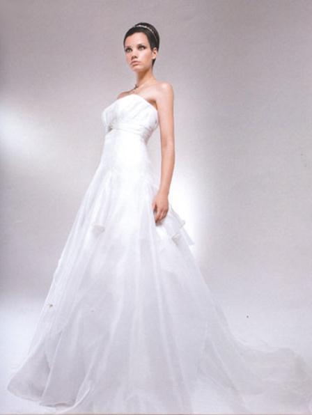 kalogeropoyloy bridal collection winter 2012 20 - Νυφικά Γιώτα Καλογεροπούλουcollection 2011