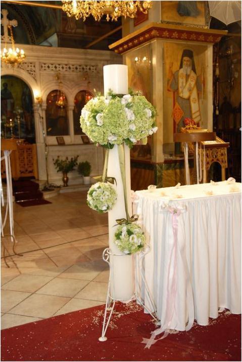 new2010 - Λαμπάδες Γάμου Τα... αξεσουάρ της Τελετής