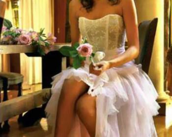 nyfika melitini provagamou 2011 22 350x280 - Μελιτήνη Νυφικά Haute Couture