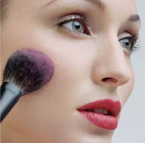 professional wedding make up2 285x280 - Απαλά χρώματα στο Μακιγιάζ της Νύφης