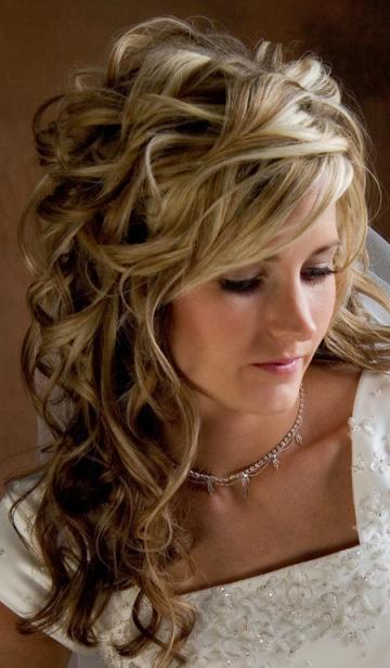 wedding hair dos 01 - Νυφικά χτενίσματα για Ξανθά μαλλιά