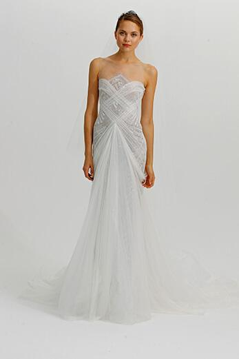 1 - Marchesa Bridal Φθινόπωρο Χειμώνας 2011 2012
