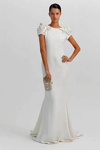 10 - Marchesa Bridal Φθινόπωρο Χειμώνας 2011 2012