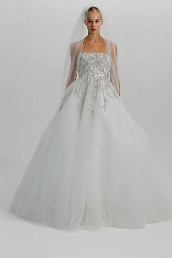 11 - Marchesa Bridal Φθινόπωρο Χειμώνας 2011 2012