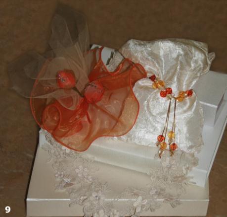 121 - Sposa Group Αξεσουάρ νύφης, Μπομπονιέρες & Στέφανα