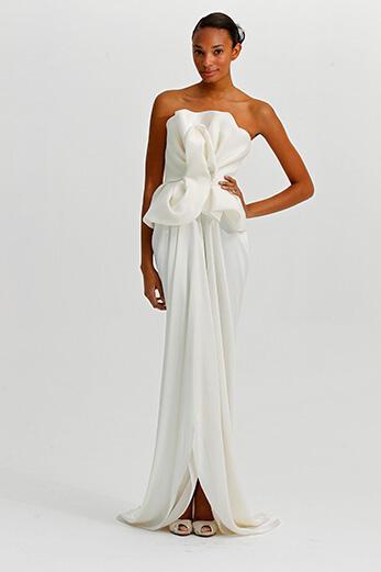 14 - Marchesa Bridal Φθινόπωρο Χειμώνας 2011 2012